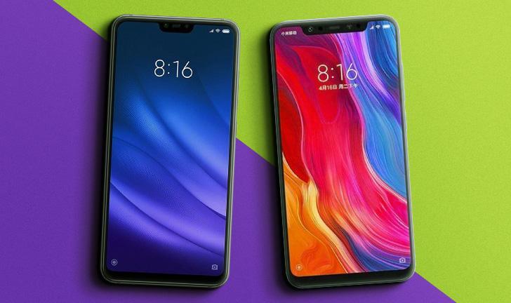 Xiaomi Mi 8 Lite vs Xiaomi Mi 8: um embate entre os celulares chineses