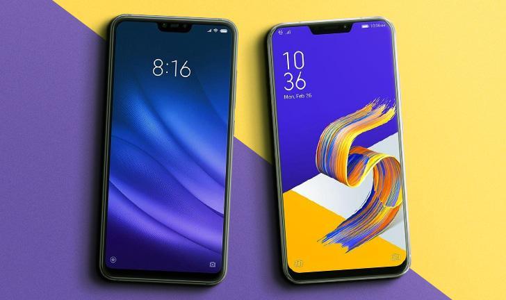 Xiaomi Mi 8 Lite vs Zenfone 5: qual celular tem o melhor custo/benefício?