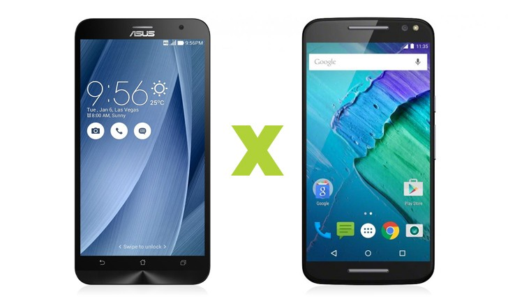 Zenfone 2 vs Moto X Style: dá pra comparar estes dois smartphones?