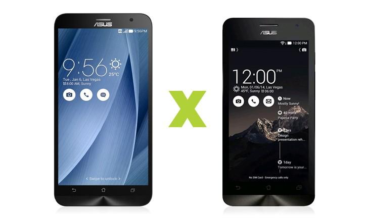 Zenfone 2 vs Zenfone 5: será que um destes smartphones Asus é ideal pra você?