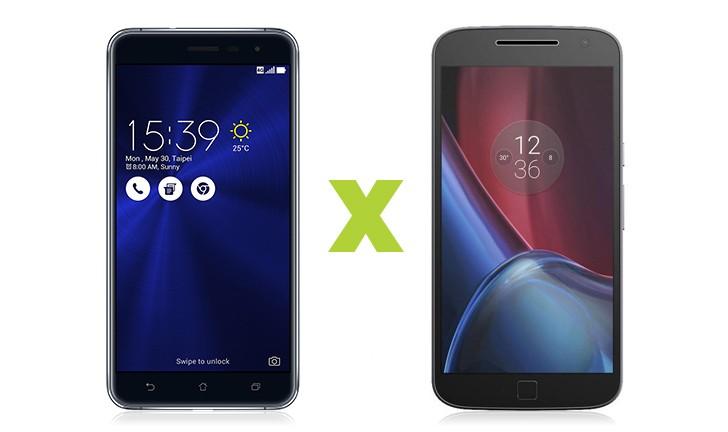 Zenfone 3 vs Moto G4 Plus: saiba qual o melhor smartphone