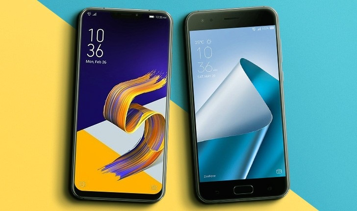 Zenfone 5 (2018) vs Zenfone 4: qual o melhor smartphone Asus?
