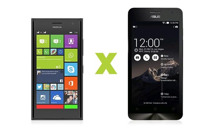 Zenfone 5 ou Lumia 730: qual comprar?