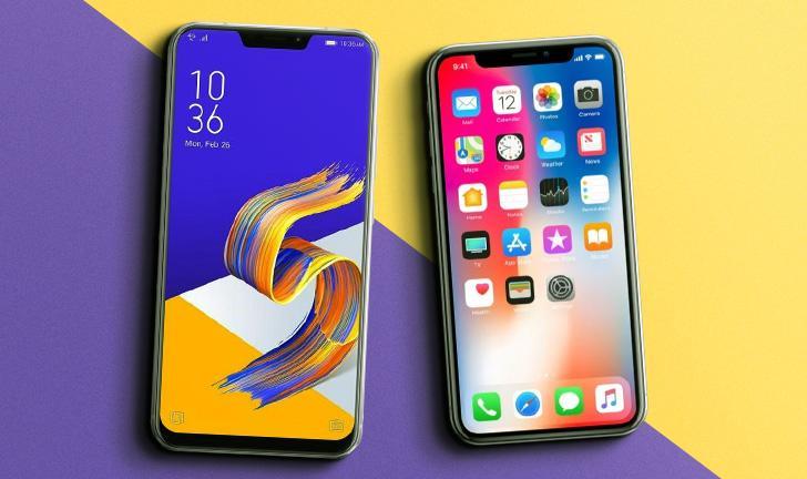 Zenfone 5Z vs iPhone X: qual smartphone vale mais a pena?