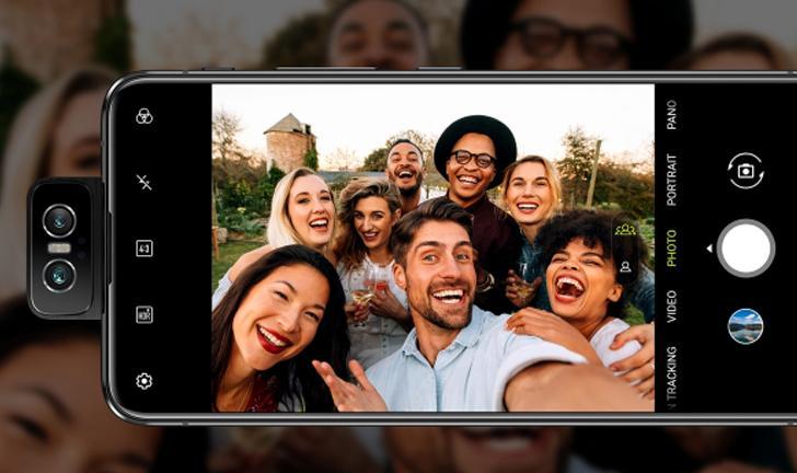 Zenfone 6 é o melhor celular para selfies do mundo, segundo o DxOMark