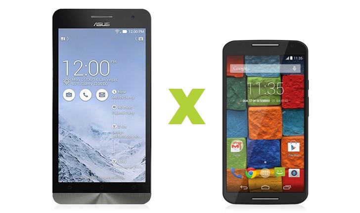 Zenfone 6 vs Moto X: Escolha o melhor smartphone para você.