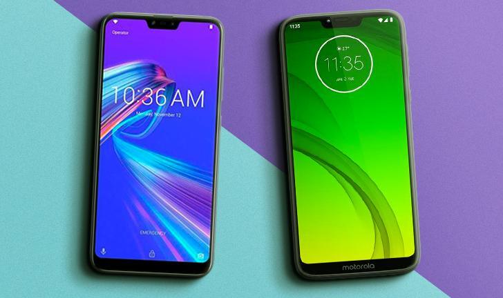 Zenfone Max Shot vs Moto G7 Power: compare preço e ficha técnica