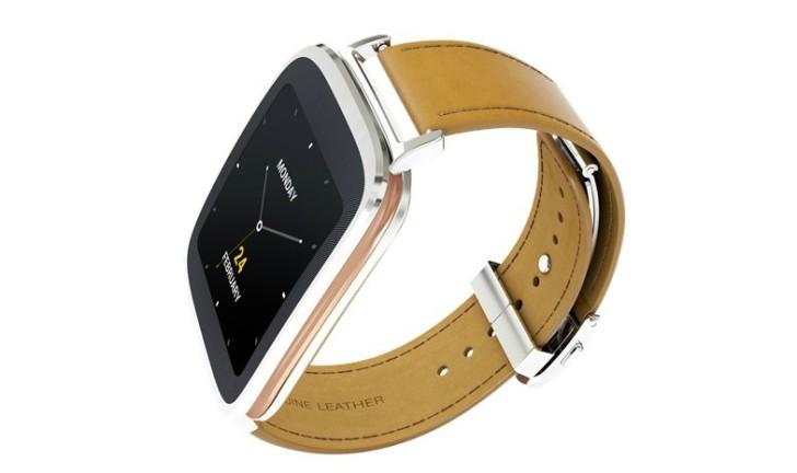 ZenWatch 2, o novo relógio inteligente da Asus, vai ser lançado este ano