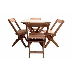 Mesas e Cadeiras para Jardim / Área de Lazer