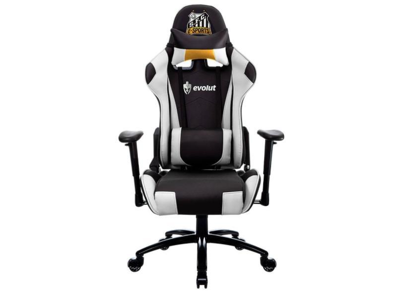 Cadeira Gamer Reclinável EG-900 Santos E-Sports Evolut