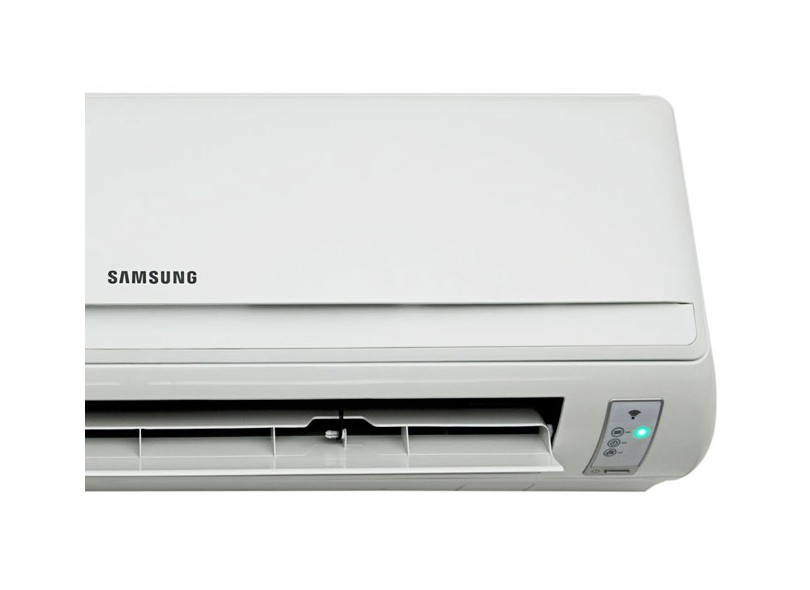 Ar Condicionado Split Samsung 9.000 BTUs Frio AS09UWBUXAZ
