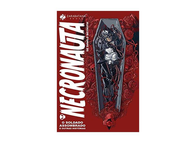 Necronauta - Volume 1 - Danilo Beyruth - 9788560090693