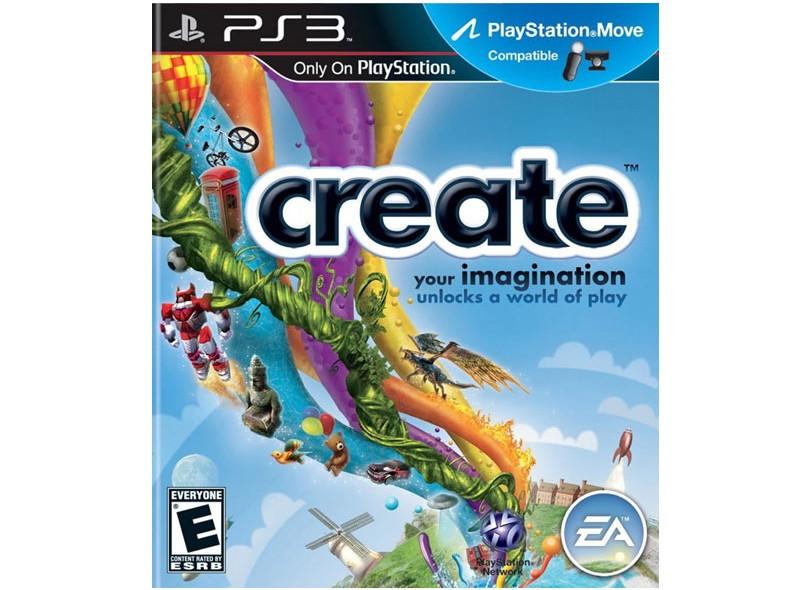 Jogo Create EA PS3