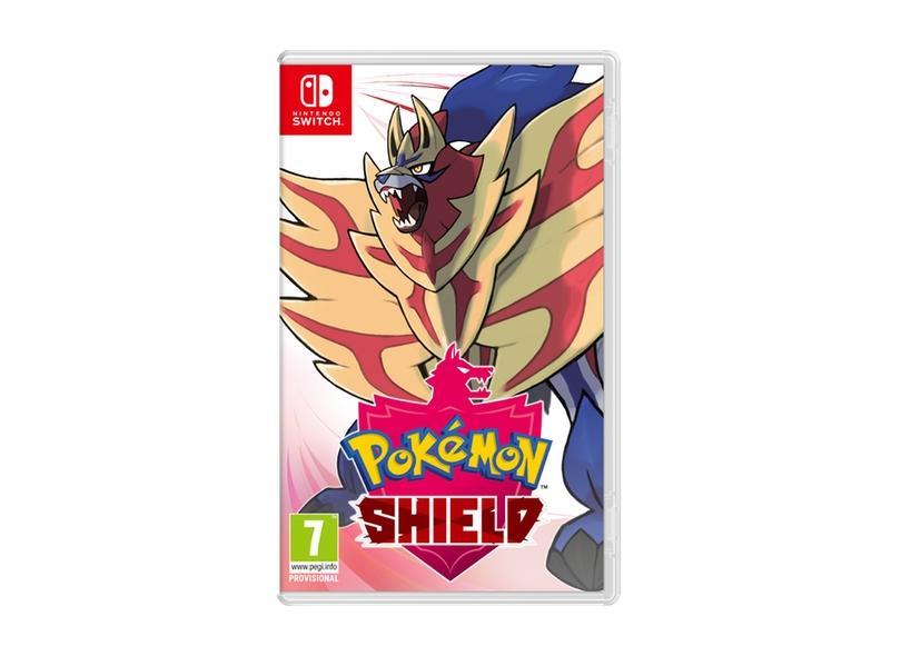 Jogo Pokémon Shield Nintendo Nintendo Switch