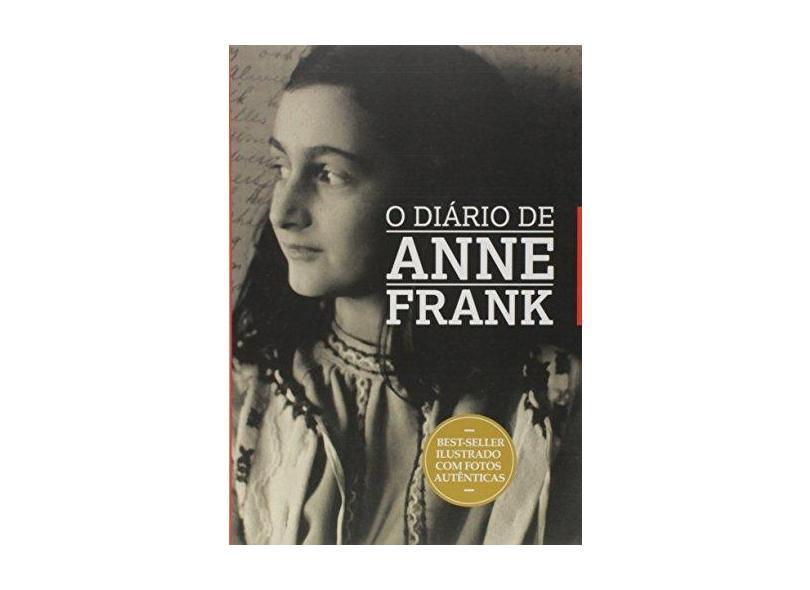 O Diário de Anne Frank - Frank, Anne - 9788556710123