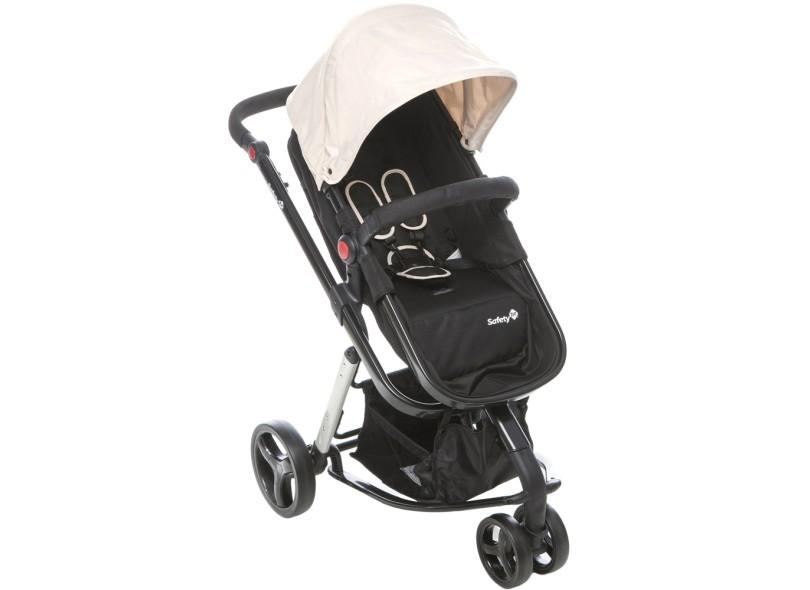 Carrinho de Bebê Travel System com Bebê Conforto Safety 1st T5003TS