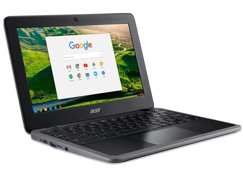 "Notebook Acer Chromebook Intel Celeron N4100 4 GB de RAM 32.0 GB 11.6 "" Touchscreen Chrome OS C733T-C2HY"