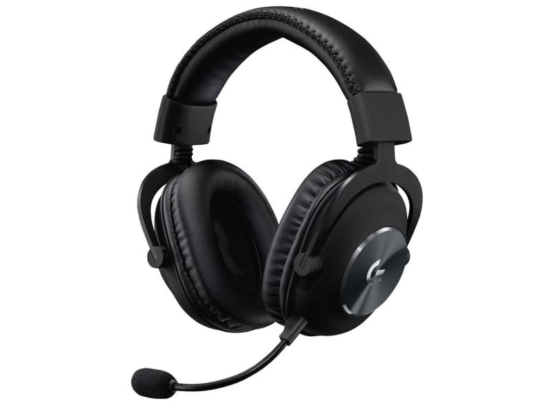 Headset Gamer com Microfone Logitech G Pro X