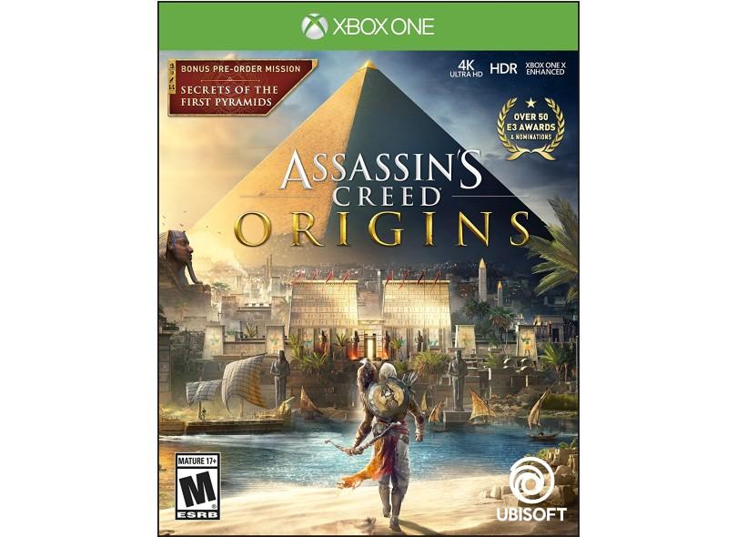 Jogo Assassin's Creed Origins Xbox One Ubisoft