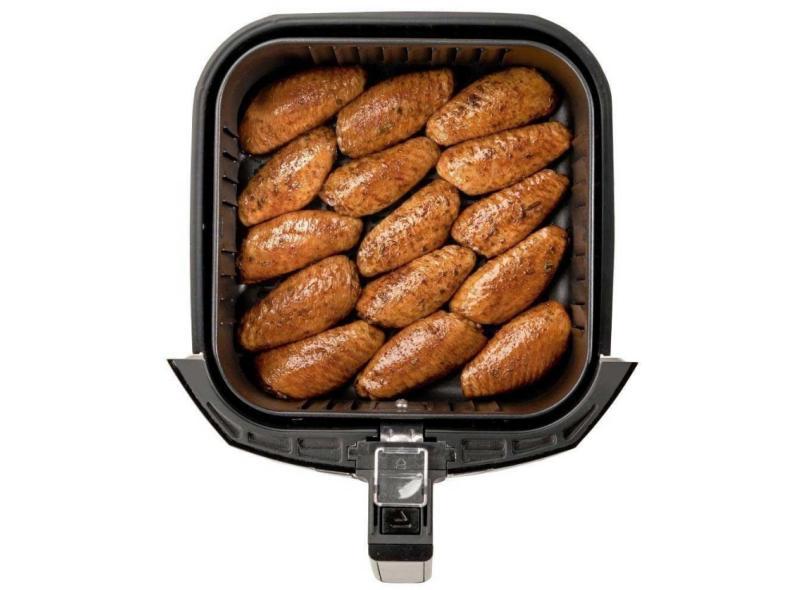 Fritadeira Elétrica Sem óleo Mondial Air Fryer Family AFN-40 4 l Inox