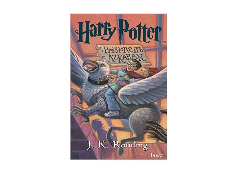 Harry Potter e o Prisioneiro de Azkaban 3 - Rowling, J.k. - 9788532512062