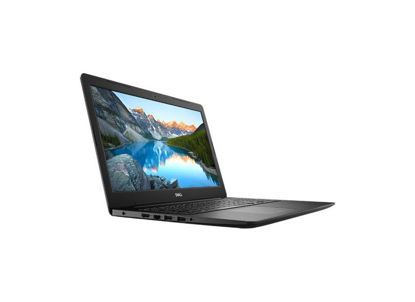 """Notebook Dell Inspiron 3000 Intel Core i3 7020U 7ª Geração 4 GB de RAM 1024 GB 15.6 """" Windows 10 i15-3584-A10"""