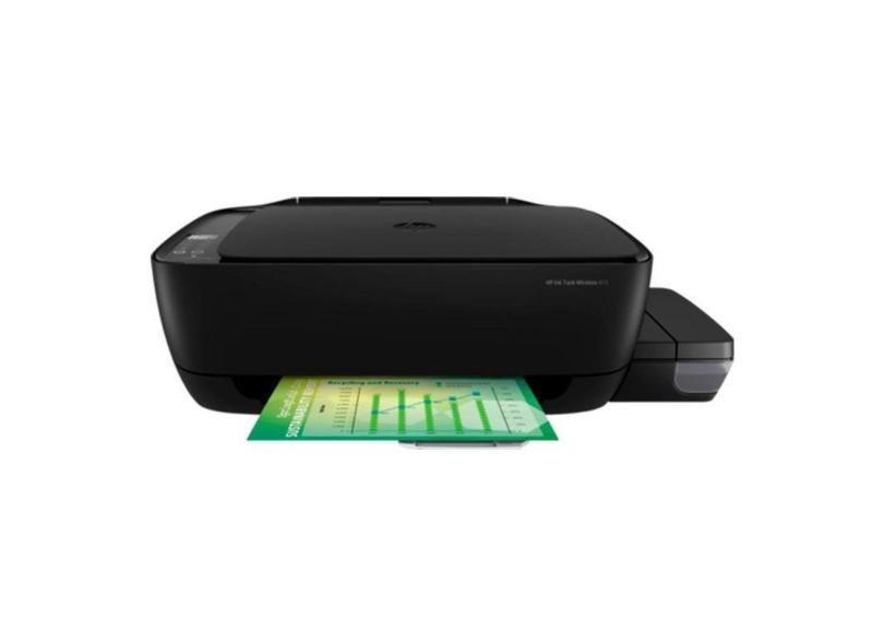 Multifuncional HP 415 Tanque de Tinta Colorida Sem Fio
