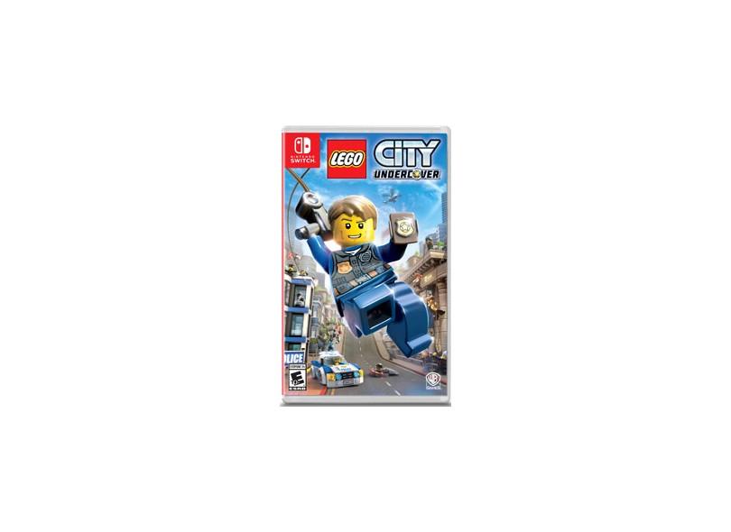 Jogo Lego City Undercover Warner Bros Nintendo Switch