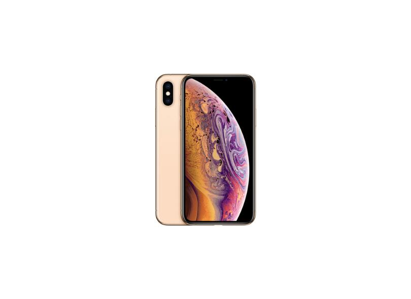 Smartphone Apple iPhone XS 512GB 12.0 MP 2 Chips iOS 12