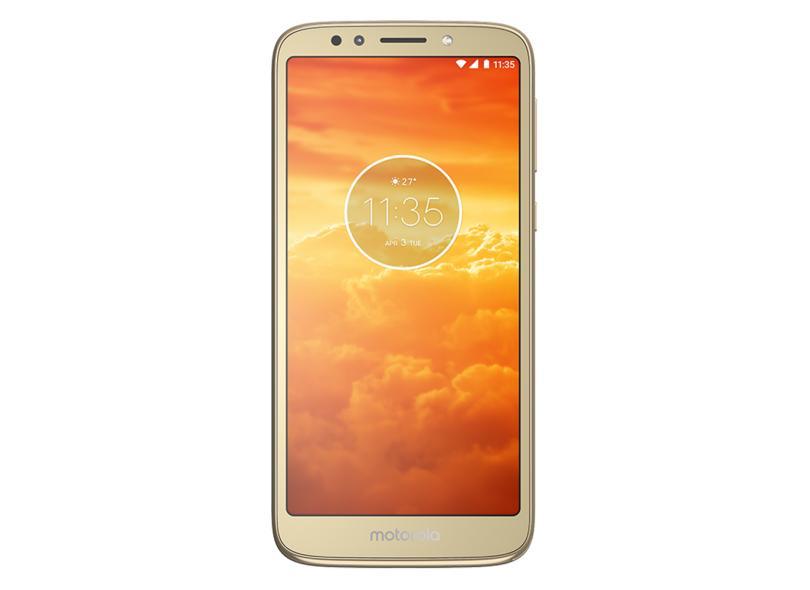 Smartphone Motorola Moto E E5 Play 16GB 8.0 MP 2 Chips Android 8.1 (Oreo) 3G 4G Wi-Fi
