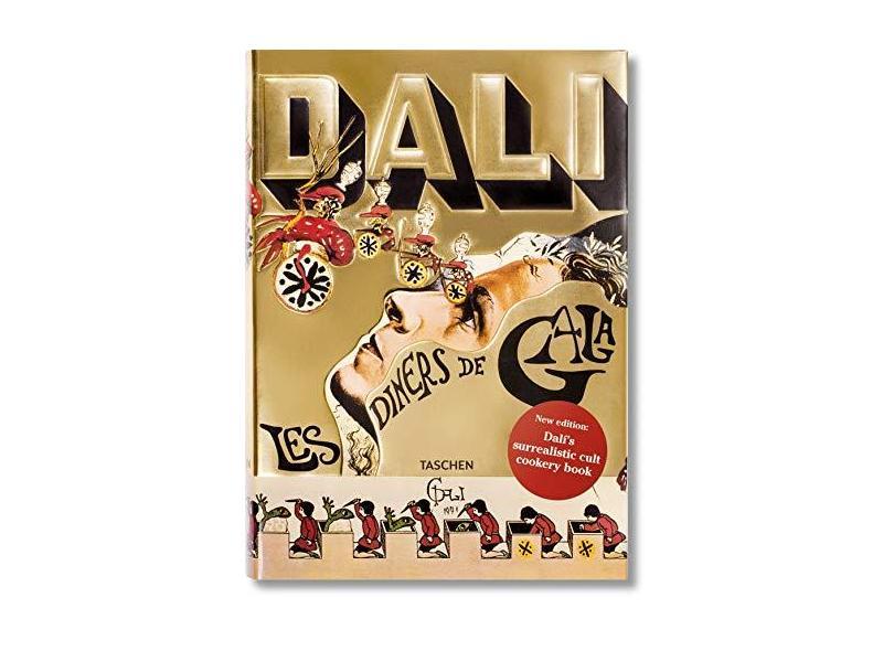 Dalí. Les Diners de Gala - Vários Autores - 9783836508766