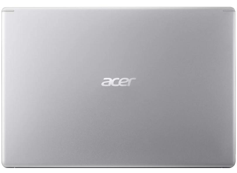 "Notebook Acer Aspire 5 Intel Core i5 10ª Geração 8GB de RAM SSD 256 GB 15,6"" Full HD Windows 10 A515-54-57EN"