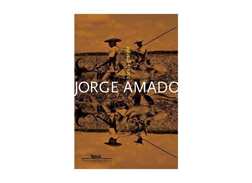 Tocaia Grande - Amado, Jorge - 9788535911848