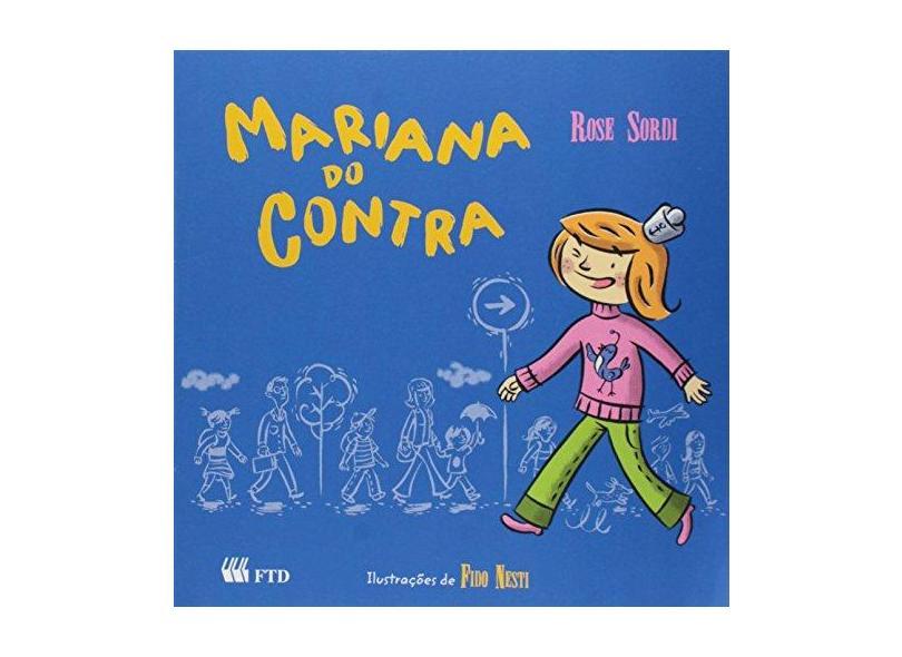 Mariana do Contra - Série Acalanto - Sordi, Rose - 9788532256546