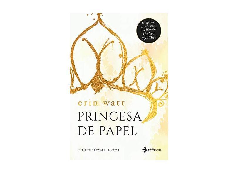 Princesa de Papel - Watt, Erin - 9788542208870