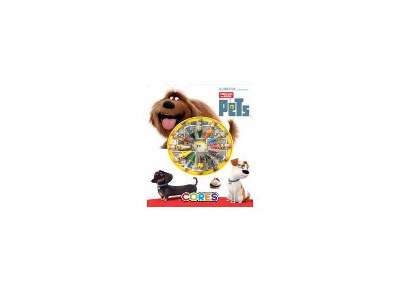 Pets - Volume 1. Coleção Cores Universal - Vários Autores - 9788536822884
