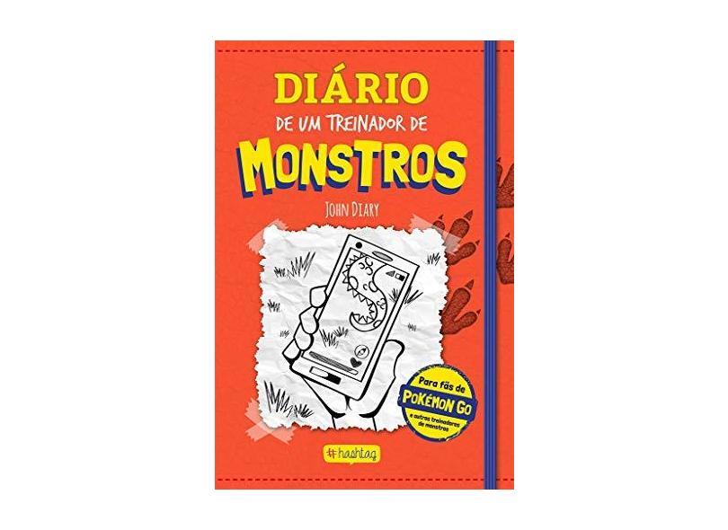 Diário de um Treinador de Monstros - John Diary - 9788593091001