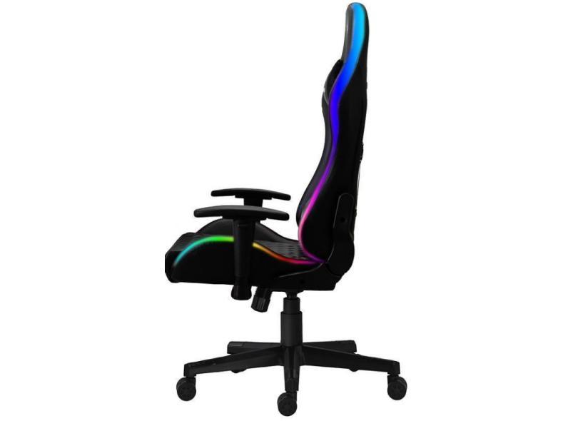 Cadeira Gamer Reclinável RGB Fox Racer