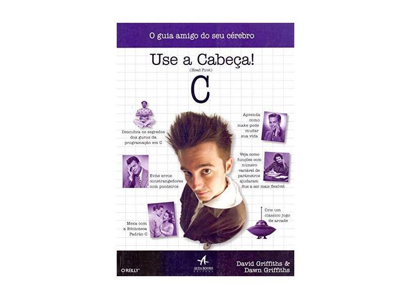 Use A Cabeça! C - Griffiths, Dawn; Griffiths, David - 9788576087946