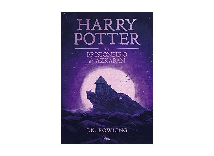 Harry Potter e o Prisioneiro de Azkaban - Capa Dura - J. K. Rowling - 9788532530806