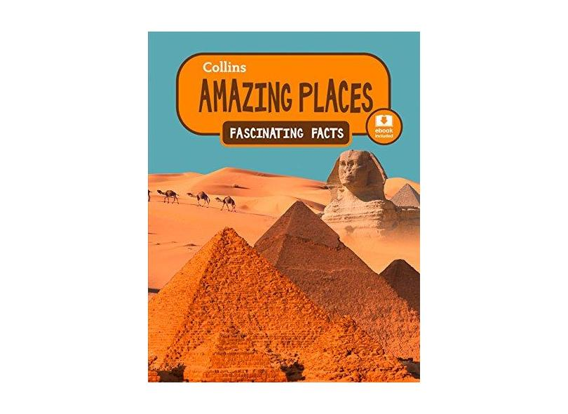 Amazing Places (Collins Fascinating Facts) - Collins - 9780008169190