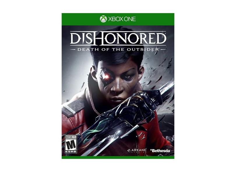 Jogo Dishonored Death of the Outsider Xbox One Arkadian