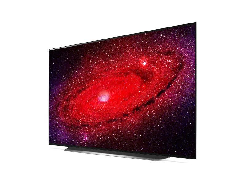 """Smart TV TV OLED 77 """" LG ThinQ AI 4K HDR OLED77CXPSA 4 HDMI"""