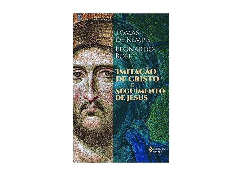 Imitação de Cristo e Seguimento de Jesus - Tomás De Kempis - 9788532653352