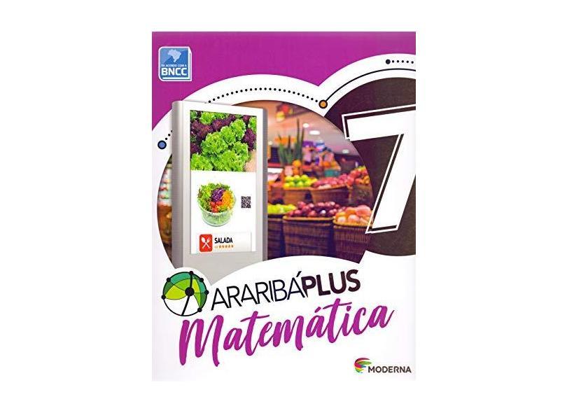 Araribá Plus. Matemática - 7º Ano - Vários Autores - 9788516112653