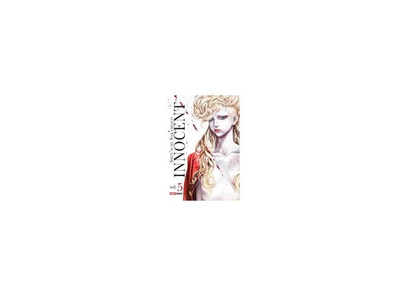 Innocent - Volume 5 - Shin'ichi Sakamoto - 9788542613971