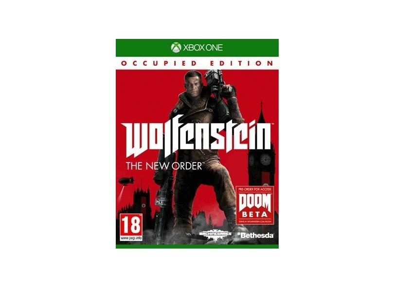 Jogo Wolfenstein The New Order Xbox One Bethesda