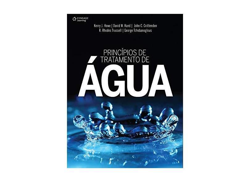 Principios De Tratamento De Agua - George Tchobanoglous - 9788522122004