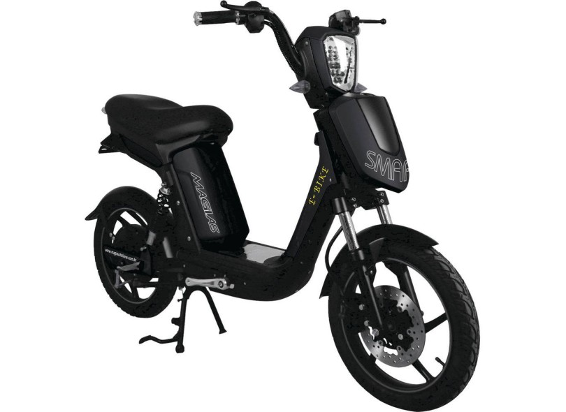 Bicicleta Elétrica Ma.Gi.As Italiane Aro 18 a Disco Smarty