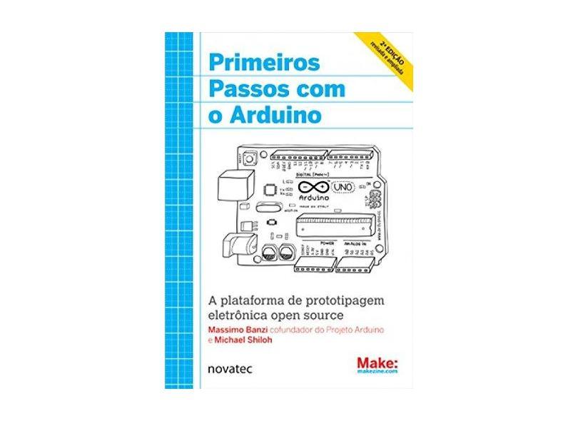 Primeiros Passos com o Arduino - Capa Comum - 9788575224359